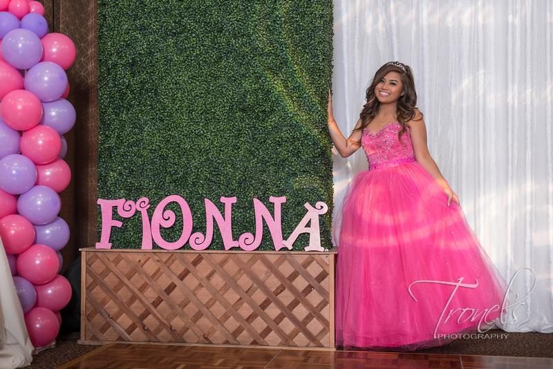 Fionna Finelli 18th Birthday